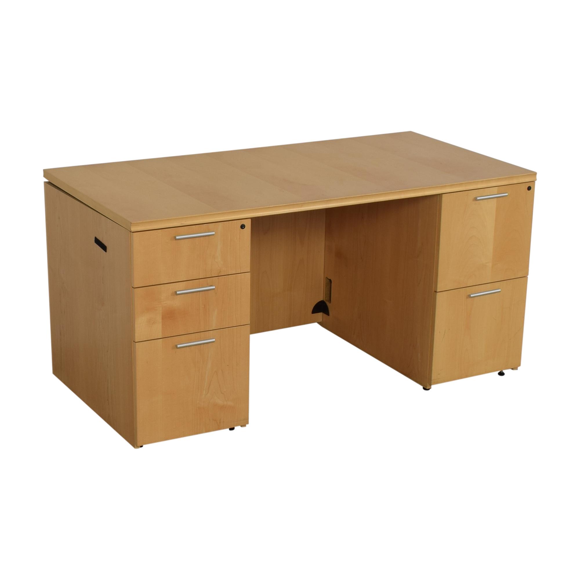 Krug Krug Pedastal Desk nyc