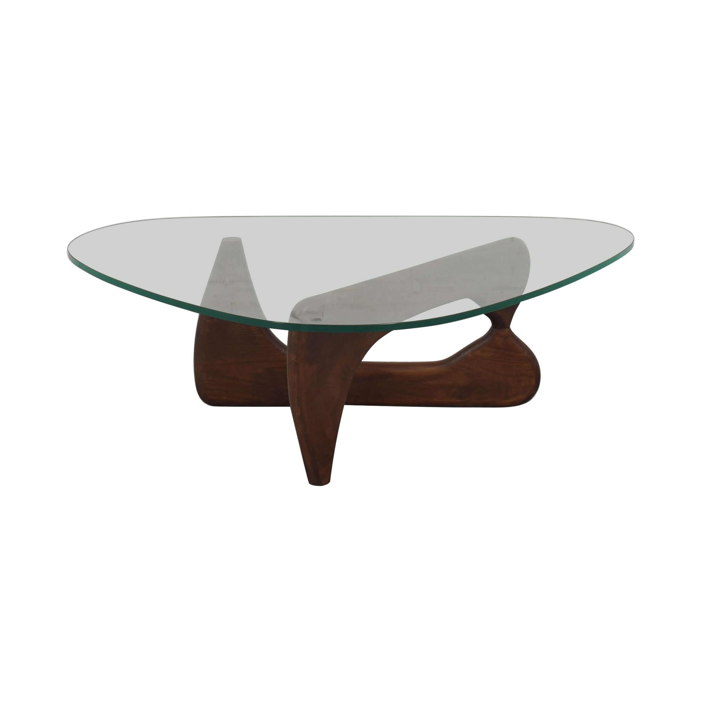 buy LeisureMod Triangle Coffee Table LeisureMod