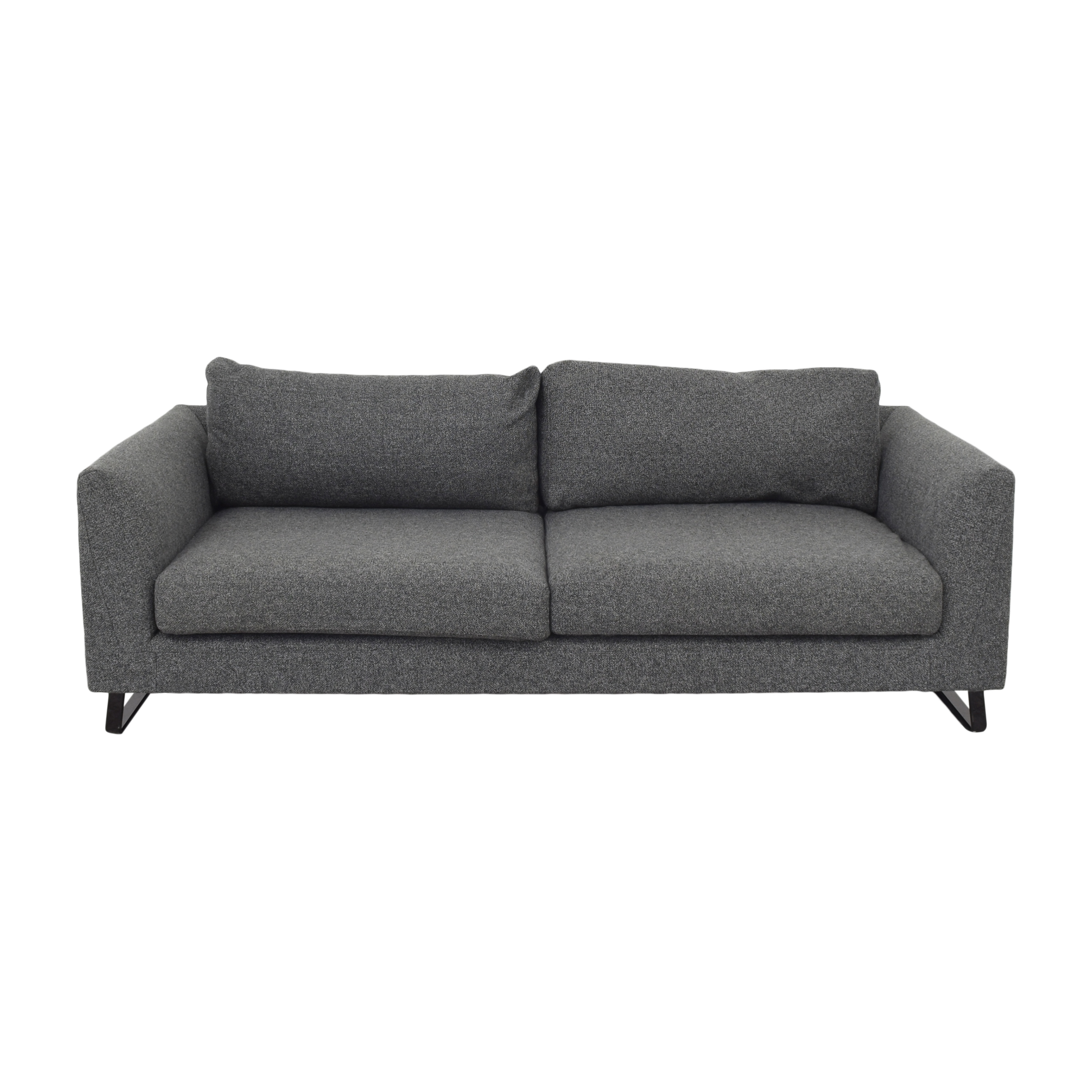 buy Modern Sofa with Metal Legs  Sofas
