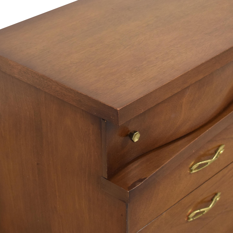 Image of: 72 Off Bassett Furniture Bassett Mid Century Dresser Storage