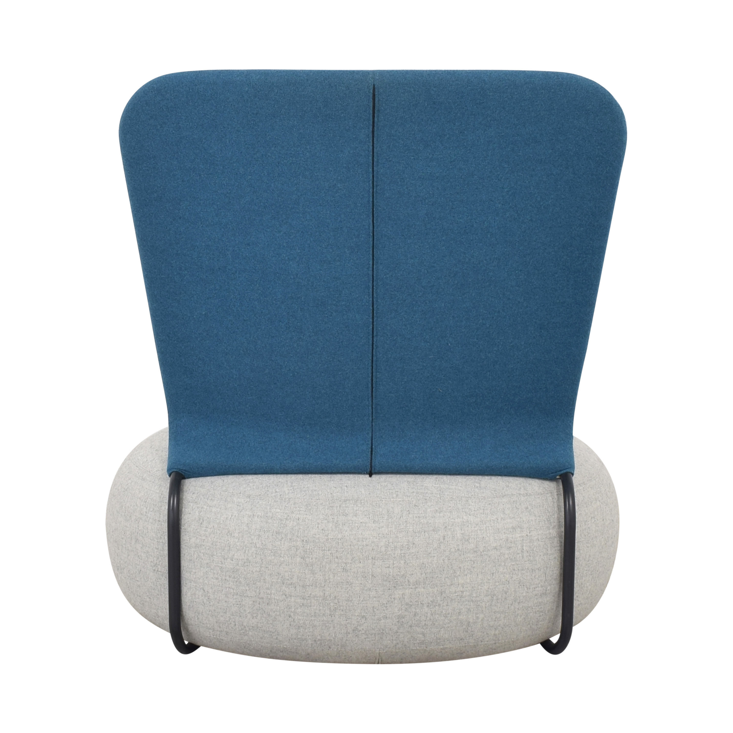 Koleksiyon Koleksiyon Solis Pouf with Backrest nj