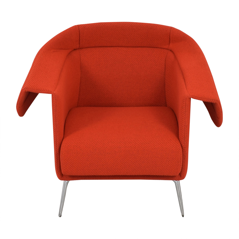 Koleksiyon Koleksiyon Collar Chair red