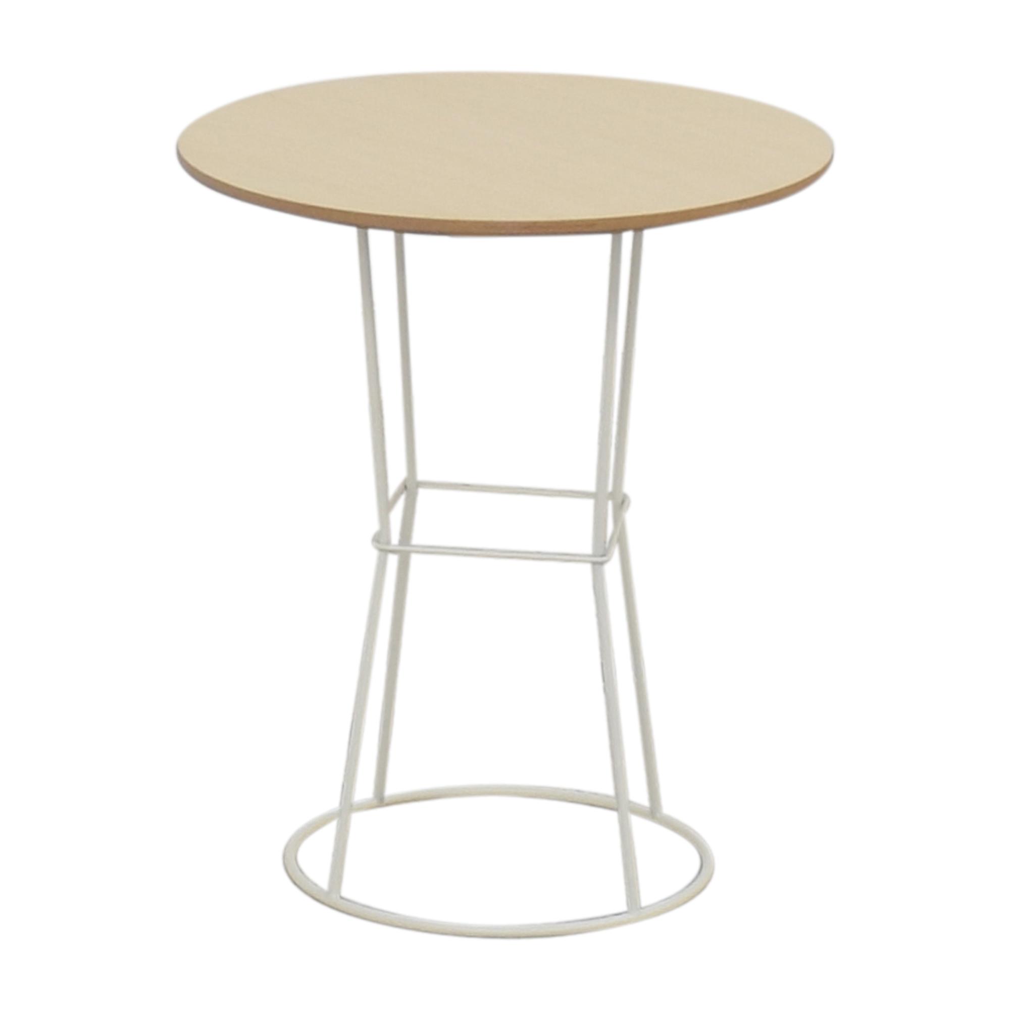 Koleksiyon Koleksiyon Plan Round Coffee Table or Side Table dimensions