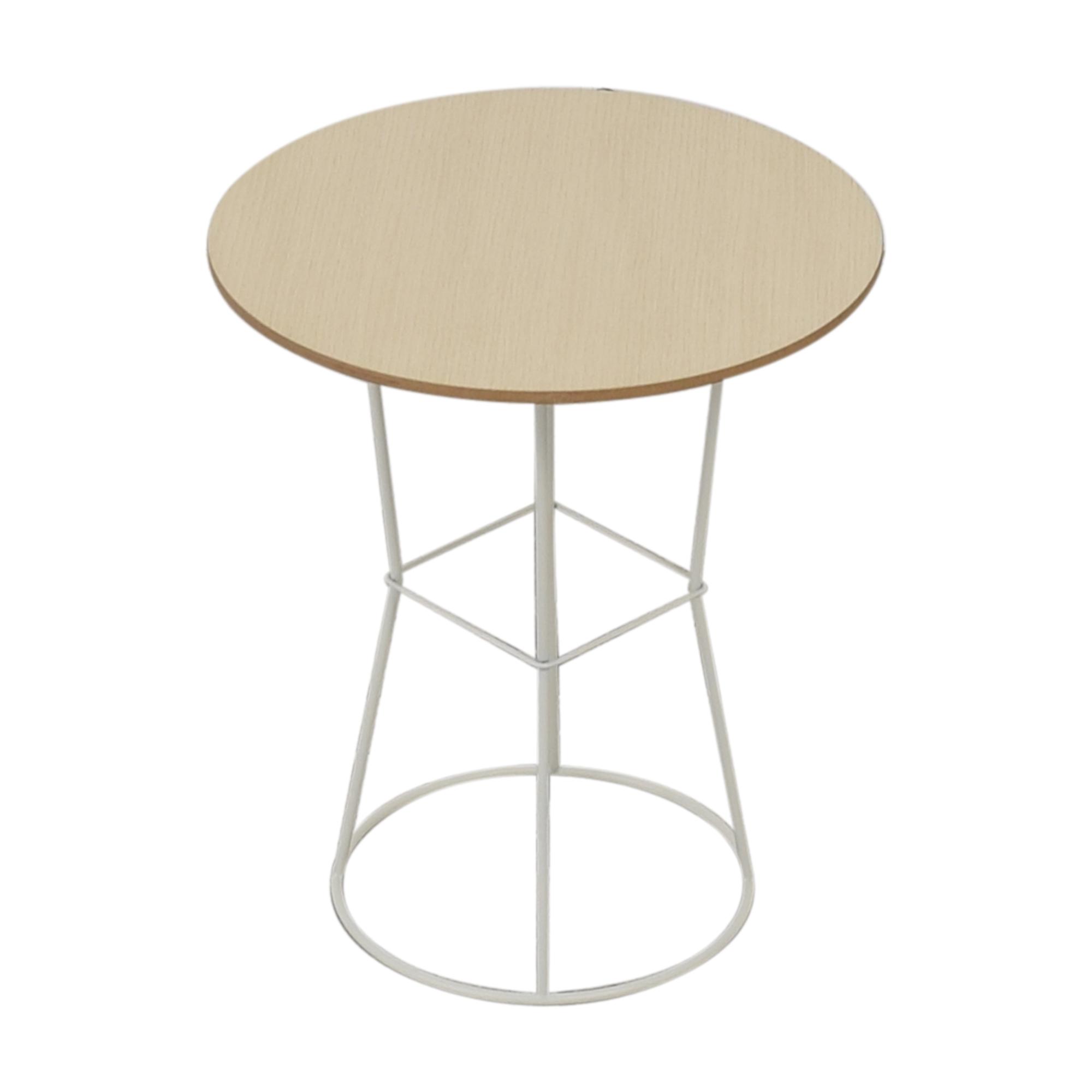 Koleksiyon Koleksiyon Plan Round Coffee Table or Side Table second hand