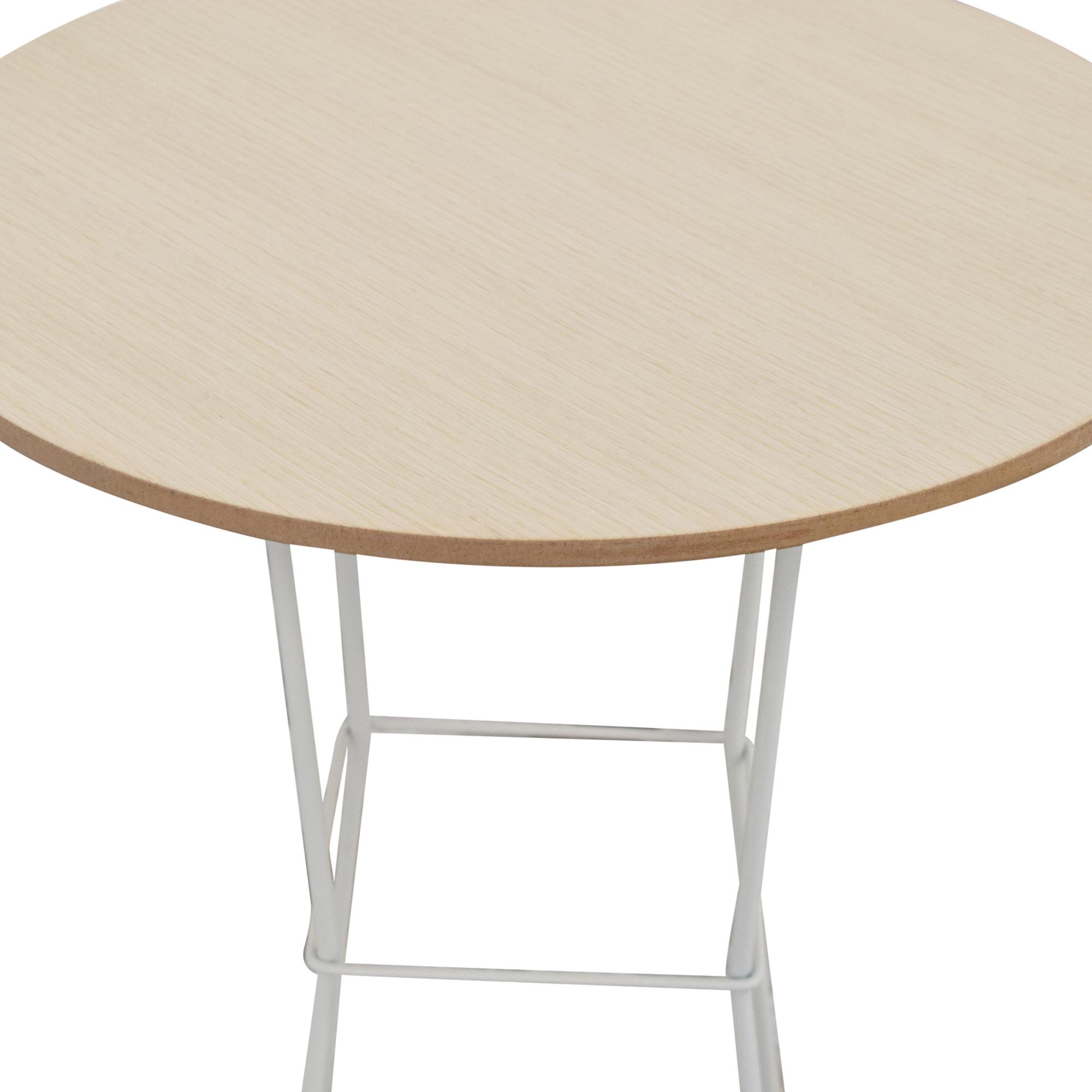 Koleksiyon Koleksiyon Plan Round Coffee Table or Side Table on sale