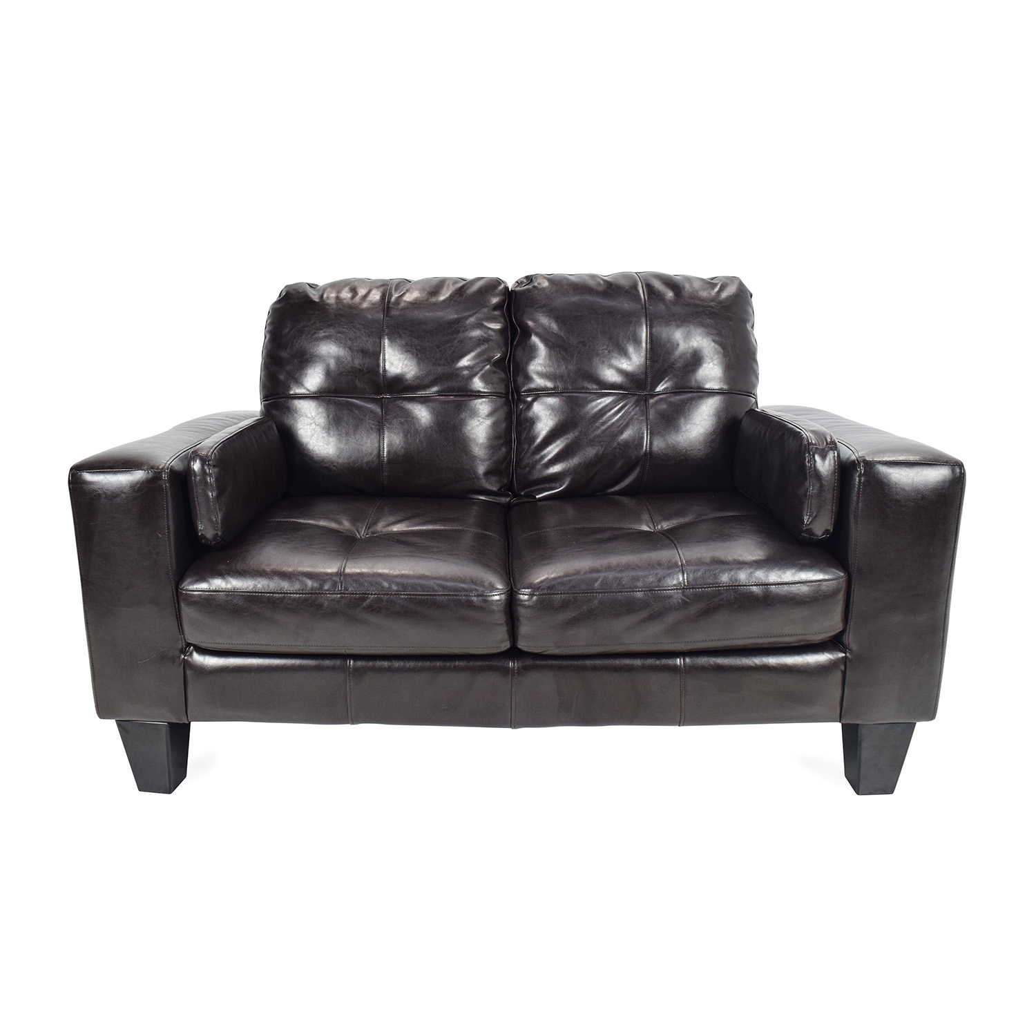 shop Jennifer Convertibles Jennifer Convertibles Brown Couch online