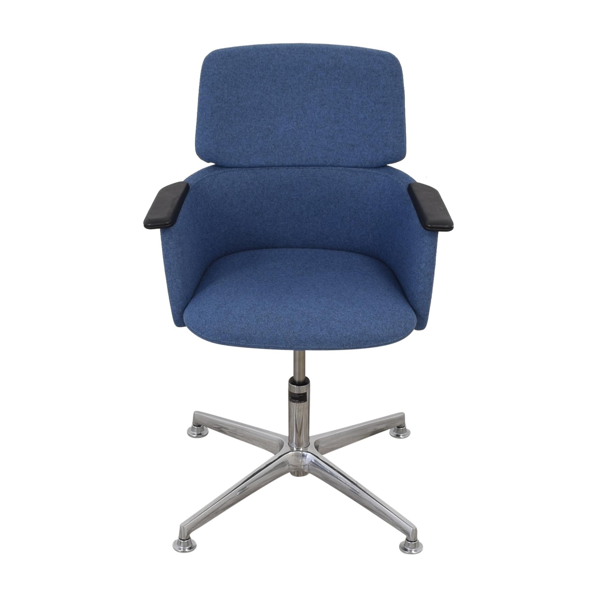 shop Koleksiyon Tola Visitor Chair Koleksiyon Home Office Chairs