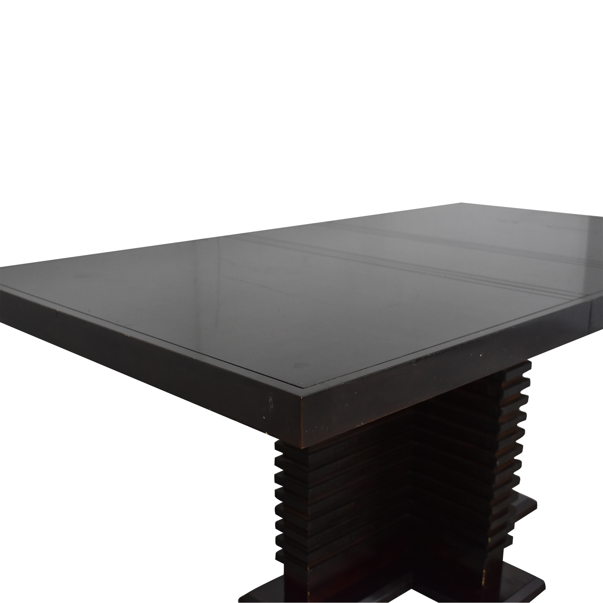Legacy Classic Furniture Rectangular Pedestal Table Legacy Classic Furniture