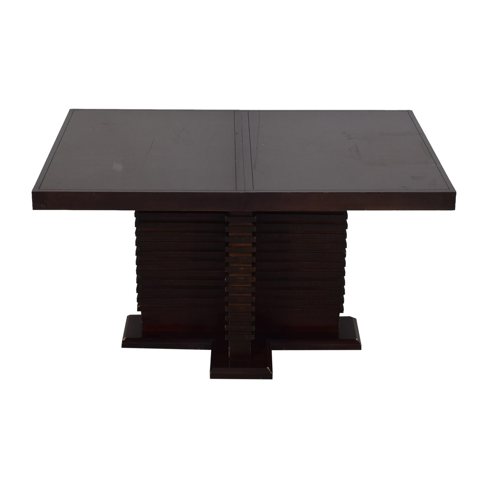 Legacy Classic Furniture Legacy Classic Furniture Rectangular Pedestal Table price