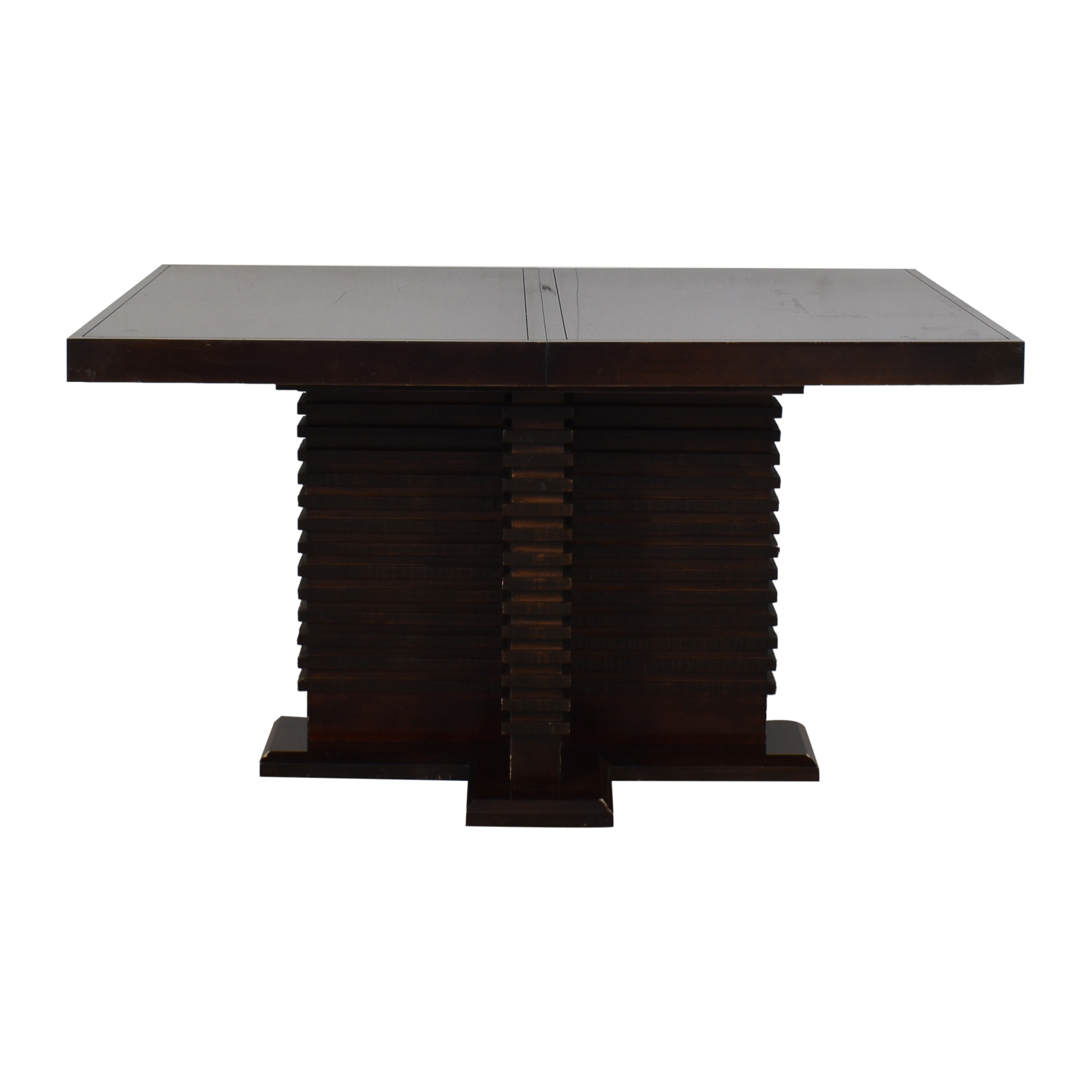 Legacy Classic Furniture Legacy Classic Furniture Rectangular Pedestal Table for sale