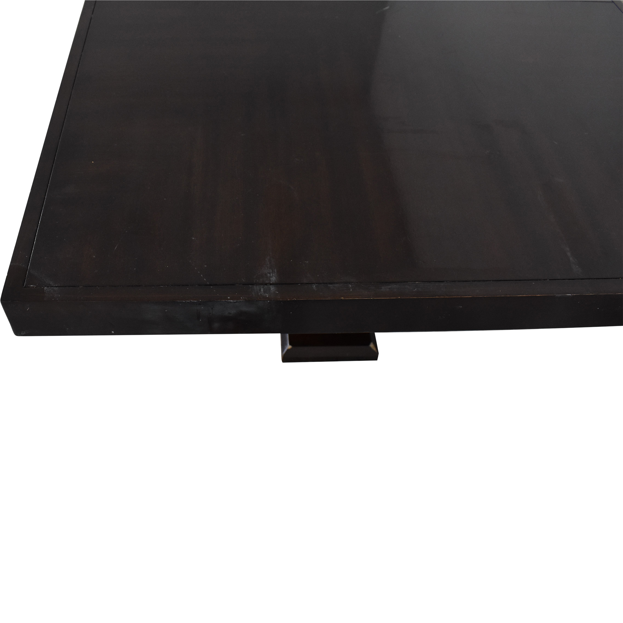 Legacy Classic Furniture Legacy Classic Furniture Rectangular Pedestal Table discount