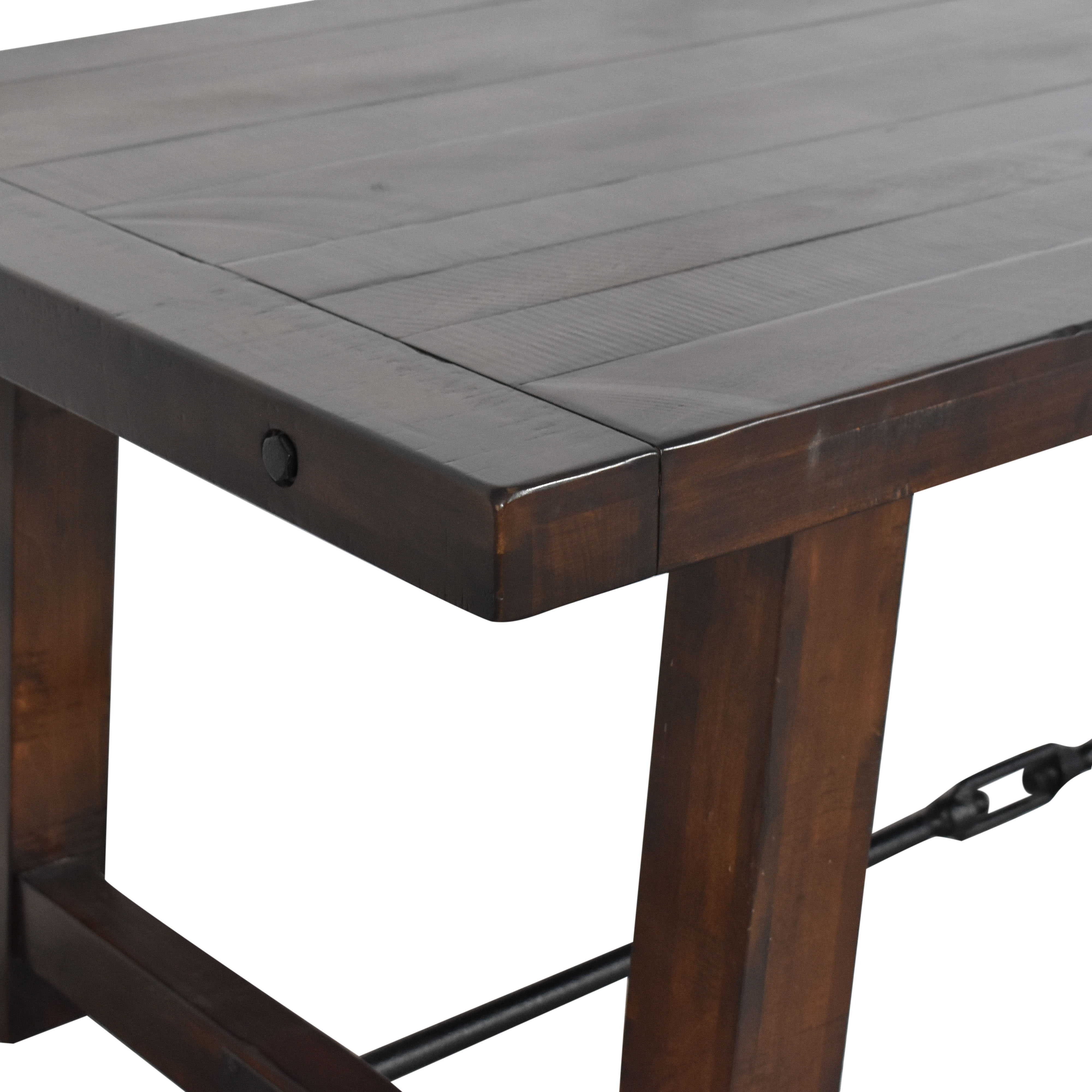 Pottery Barn Pottery Barn Benchwright Dining Table Dinner Tables