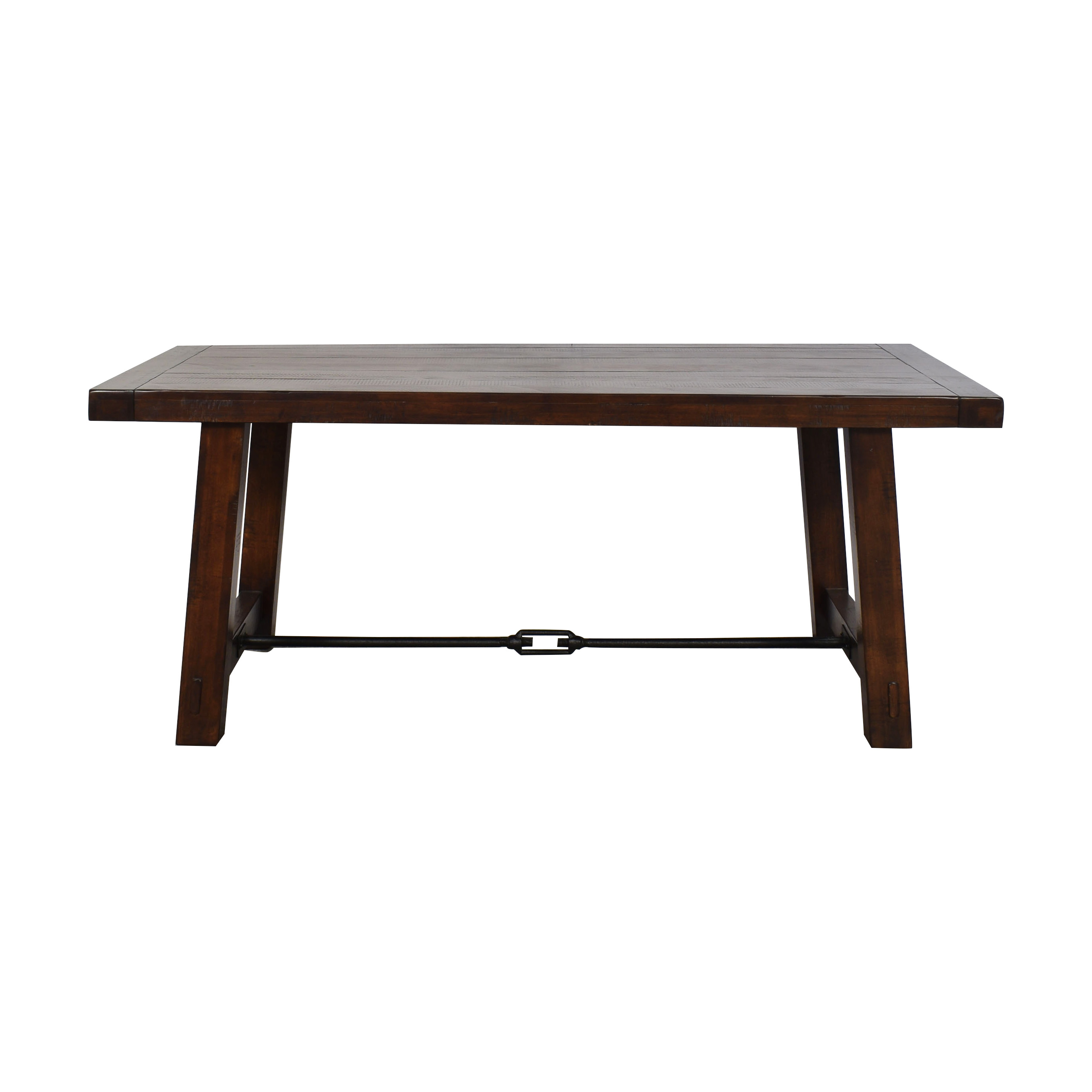 Pottery Barn Benchwright Dining Table sale