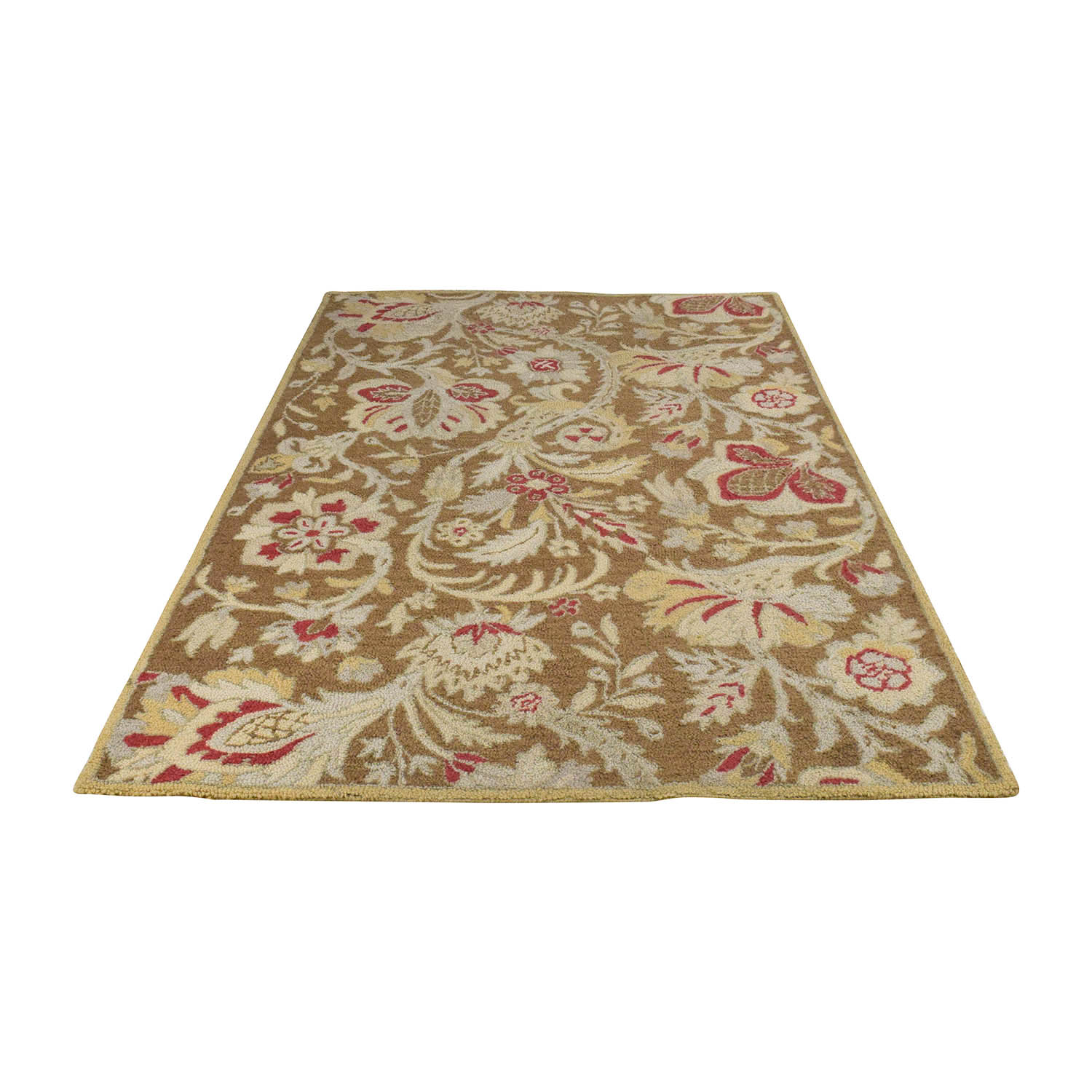 Pottery Barn Area Rug / Decor