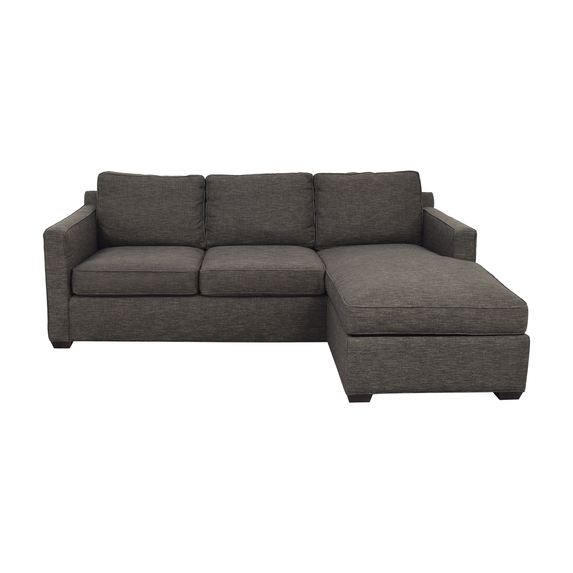 Crate & Barrel Crate & Barrel Davis Sectional Sofa ma