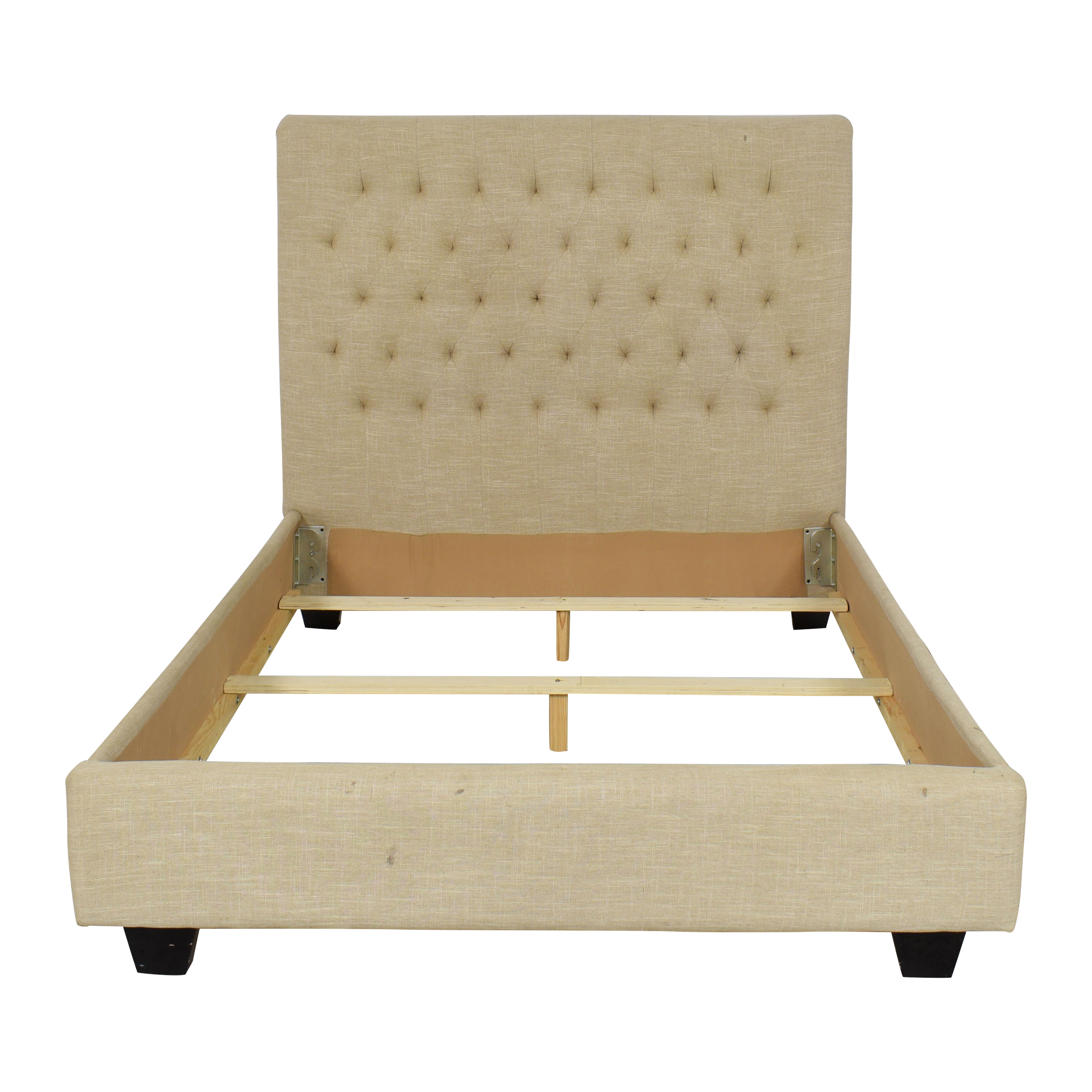 shop Coaster Upholstered Full Bed Coaster Fine Furniture