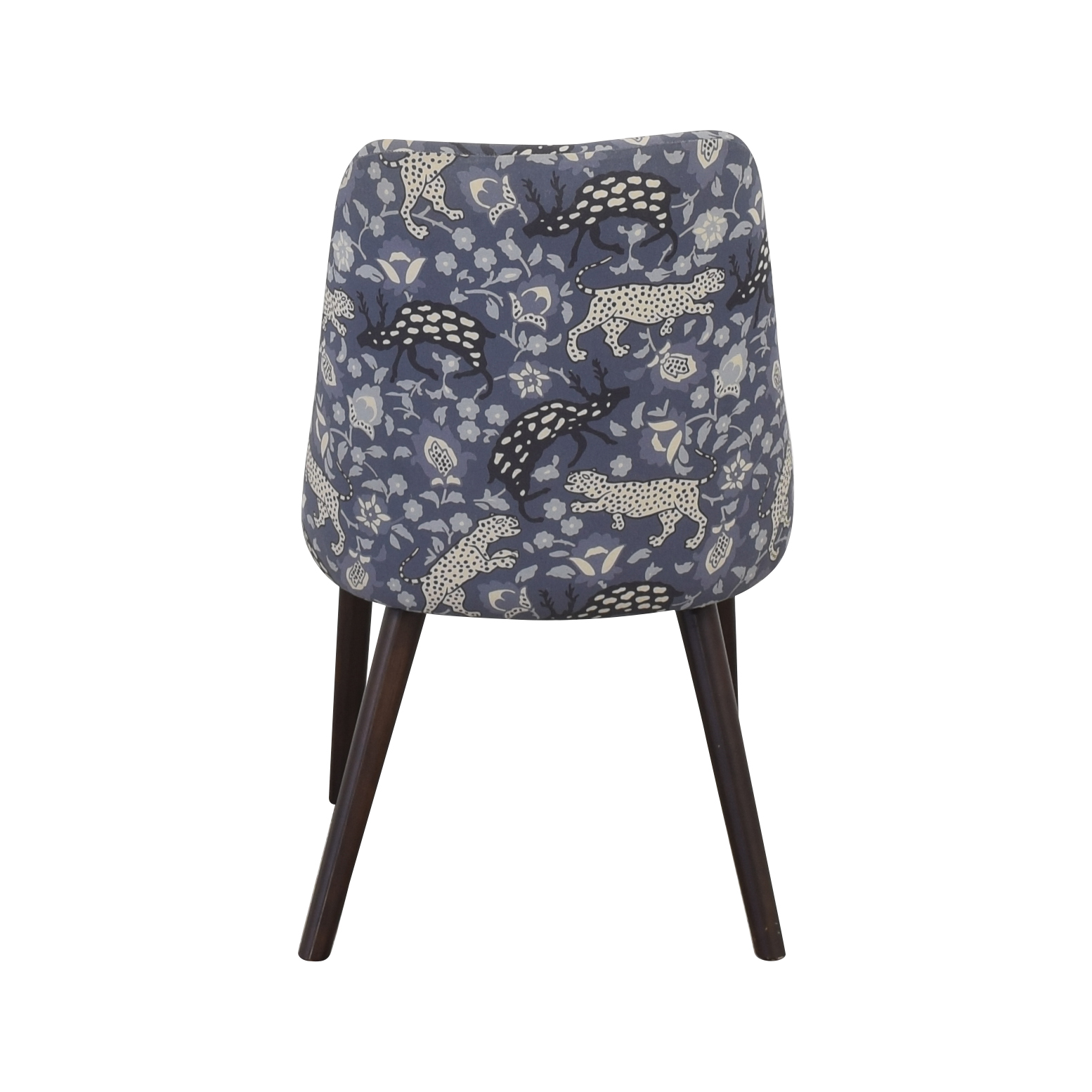 Skyline Furniture Skyline Patterned Upholstered Dining Chair nyc