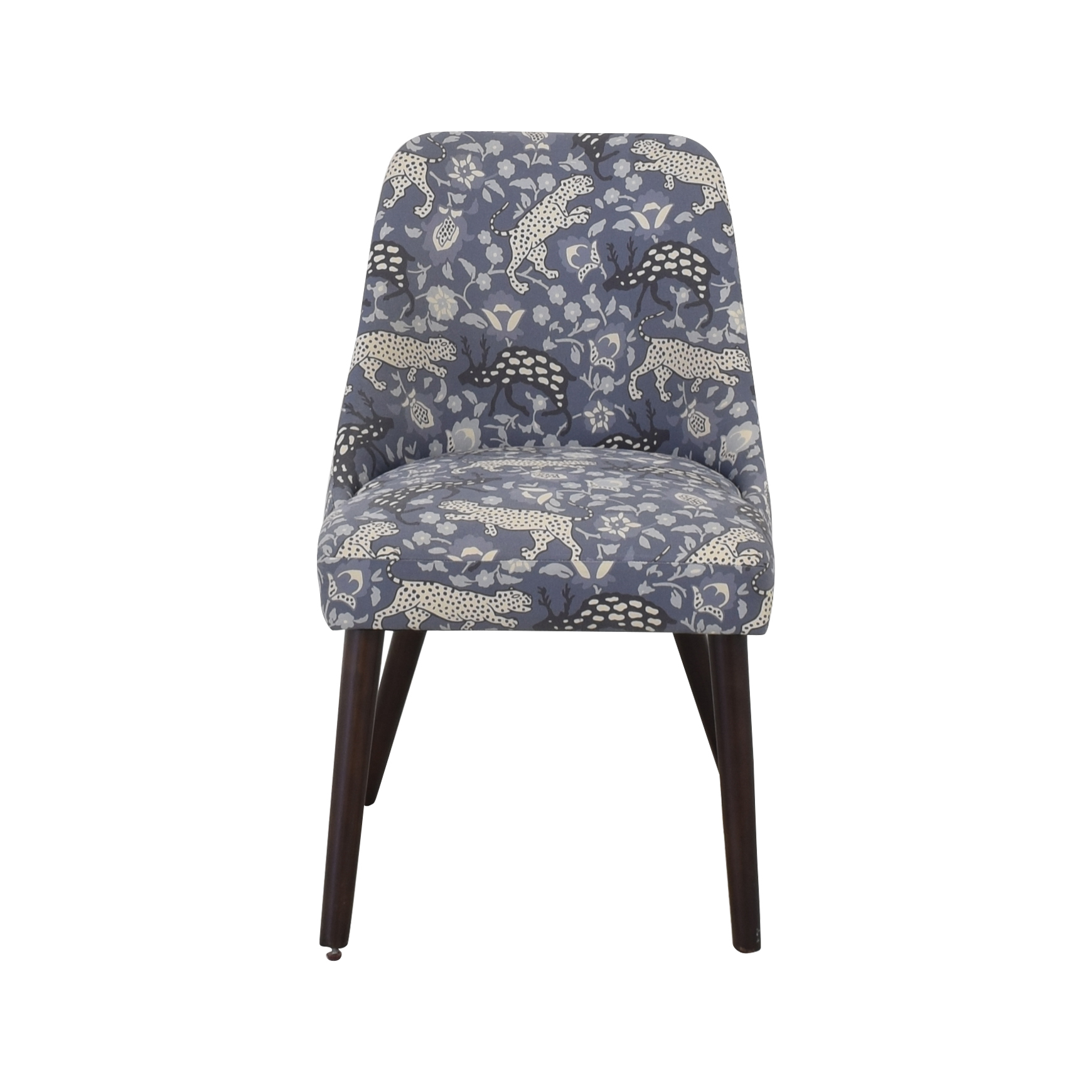 Skyline Furniture Skyline Patterned Upholstered Dining Chair ct