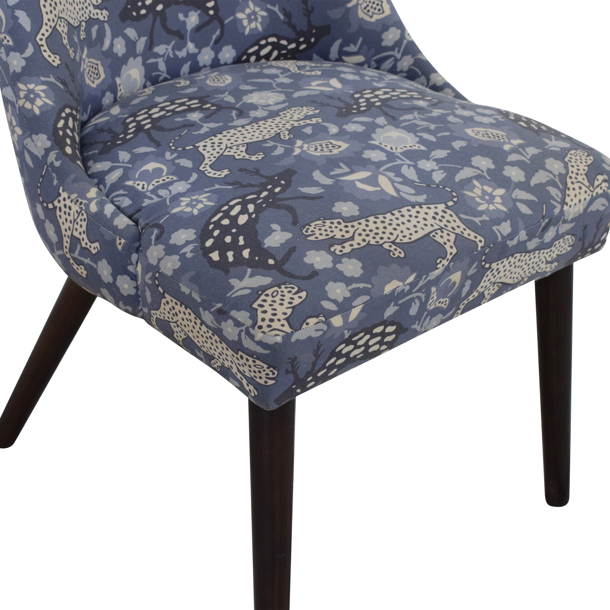 buy Skyline Patterned Upholstered Dining Chair Skyline Furniture Chairs