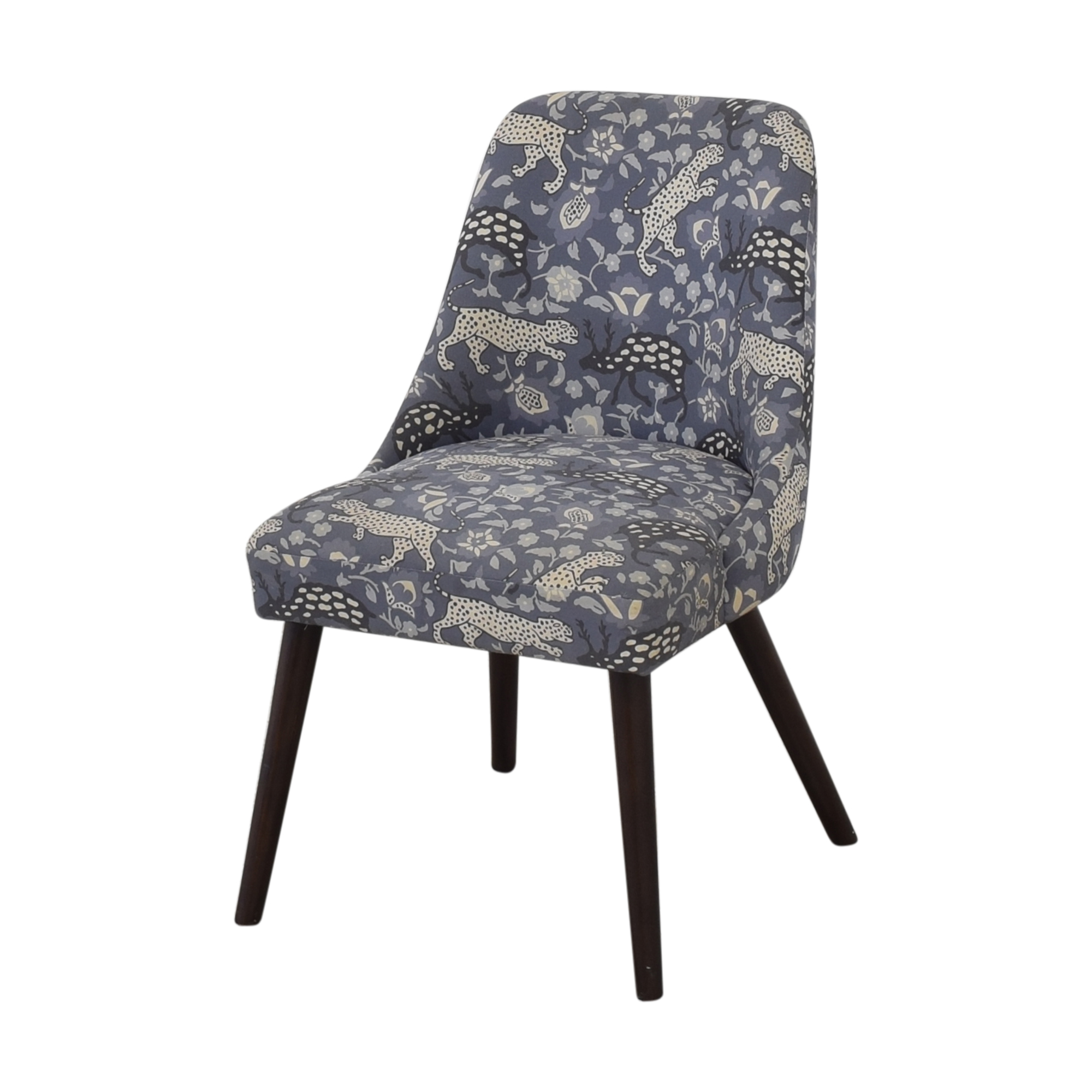Skyline Furniture Skyline Patterned Upholstered Dining Chair used