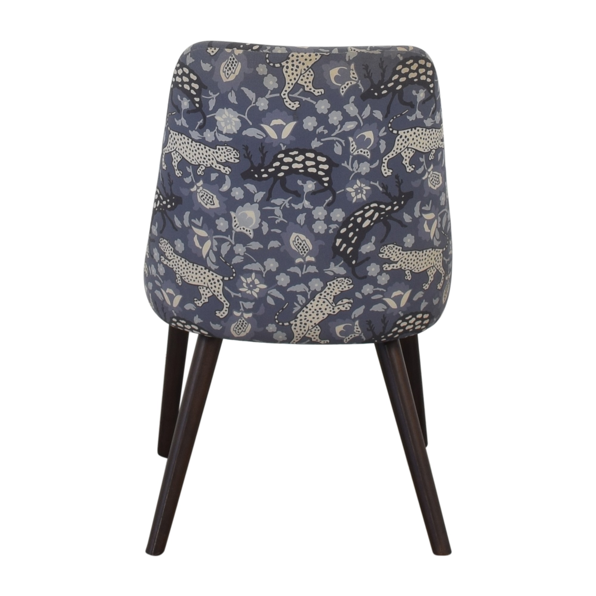 Skyline Furniture Skyline Patterned Upholstered Dining Chair for sale
