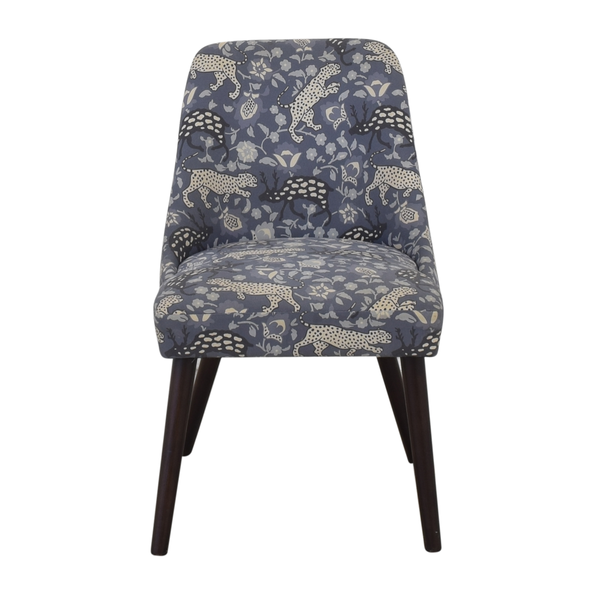 Skyline Furniture Skyline Patterned Upholstered Dining Chair Chairs