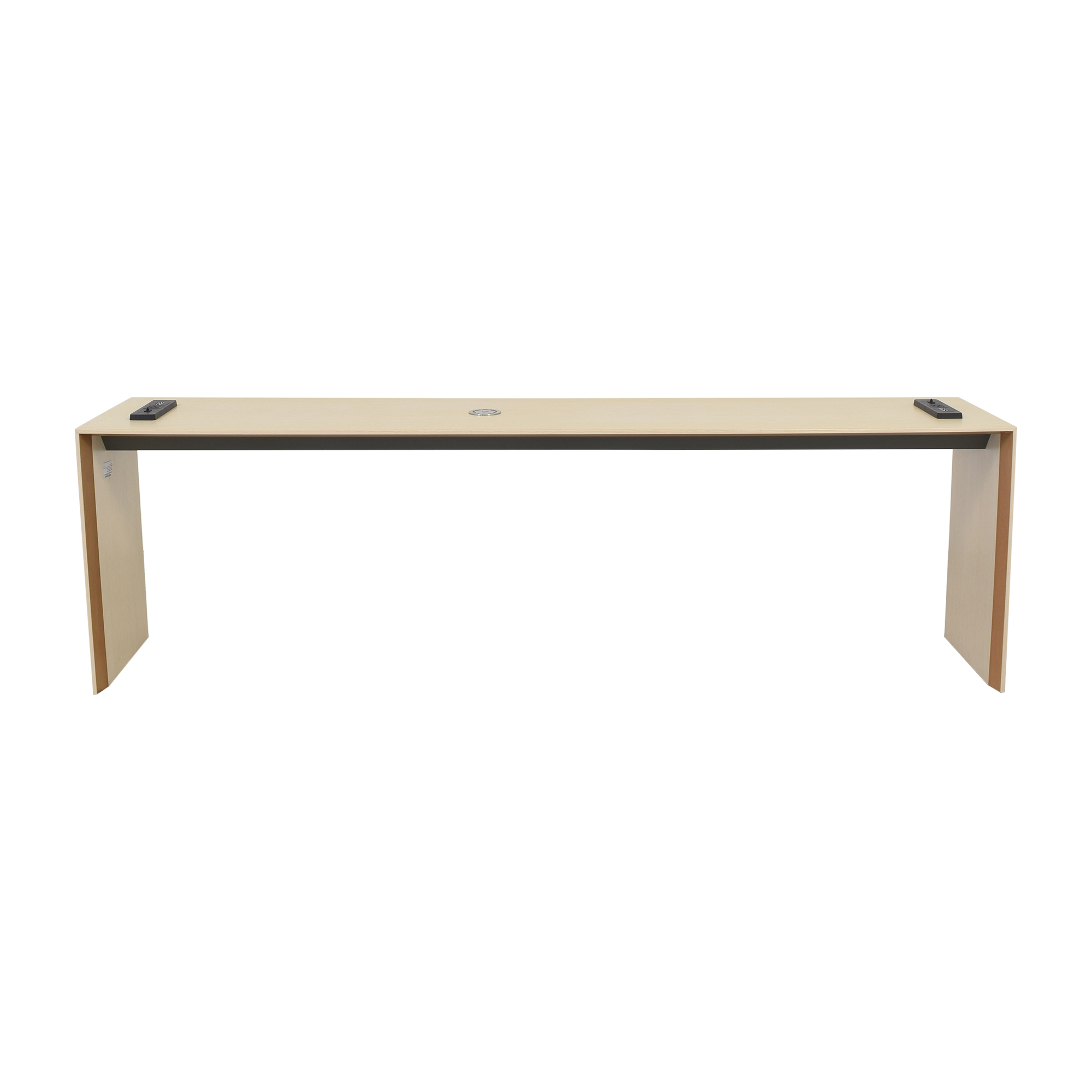 Koleksiyon Koleksiyon Ray Accent Table or Narrow Coffee Table for sale