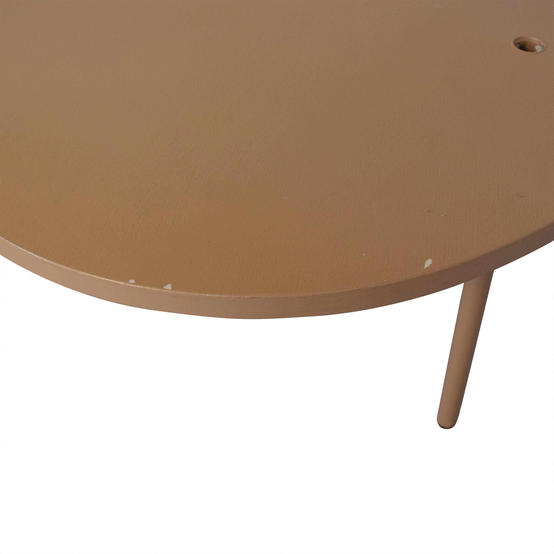 Koleksiyon Neocon Rothko Shape Table / Tables