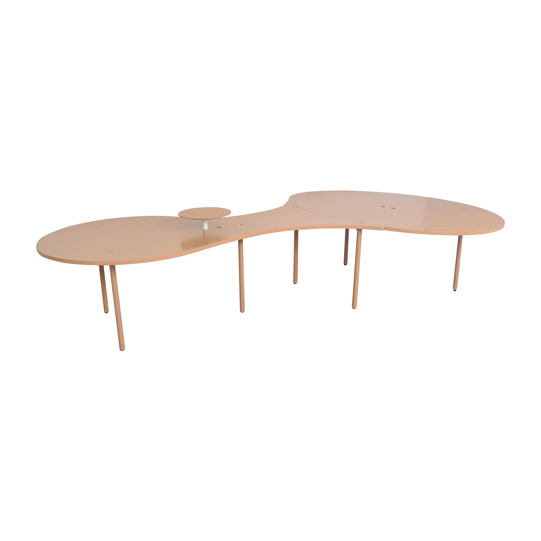 Koleksiyon Koleksiyon Neocon Rothko Shape Table dimensions