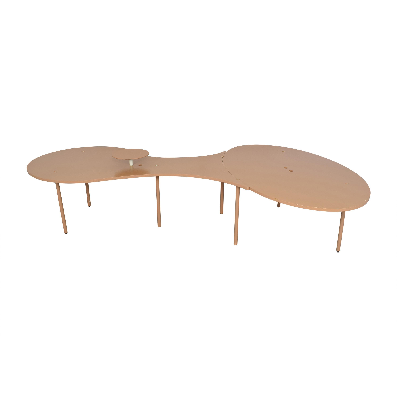 Koleksiyon Neocon Rothko Shape Table Koleksiyon