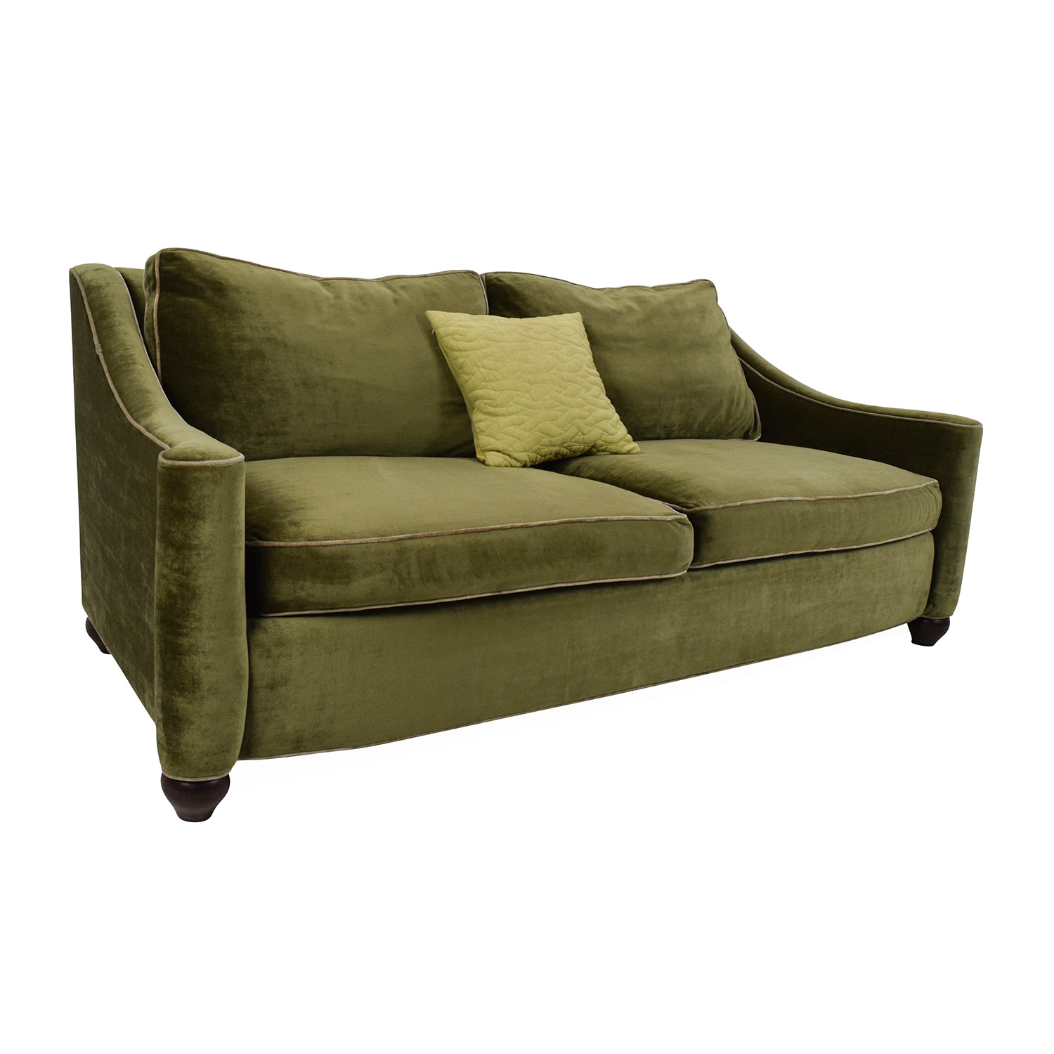 80 off domain home domain home classic sofa sofas for Classic loveseat