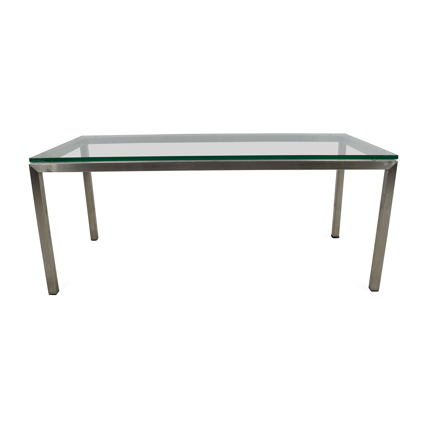 Room and Board Room and Board Glass Coffee Table for sale