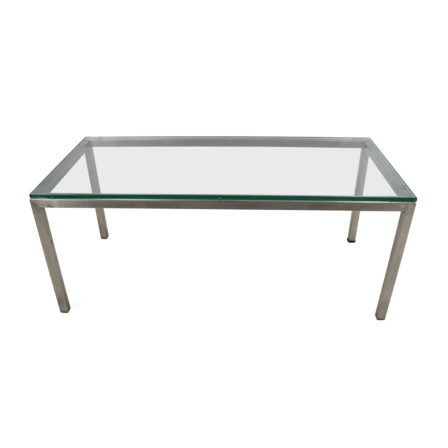 Room and Board Room and Board Glass Coffee Table dimensions