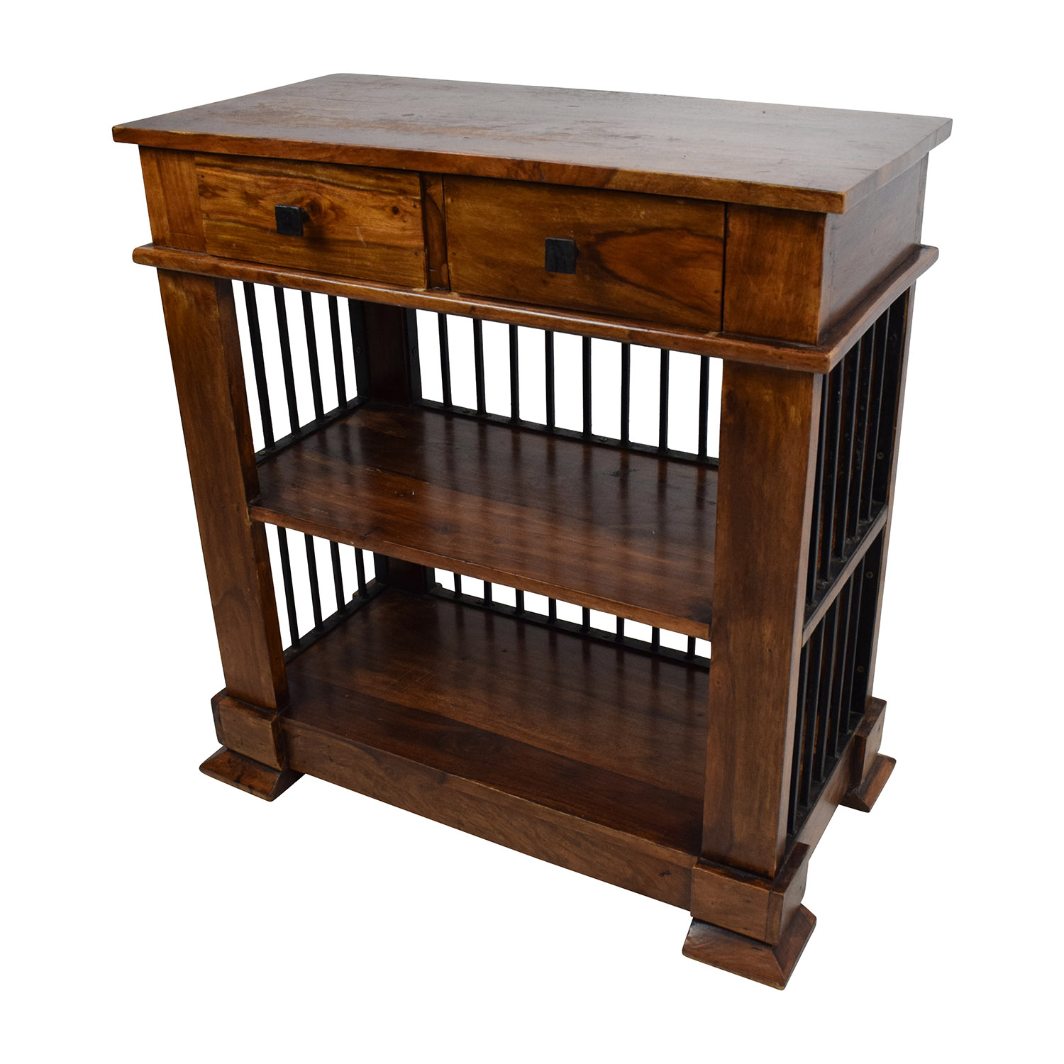 ... Buy Holler And Squall Wood End Table Holler And Squall End Tables ...