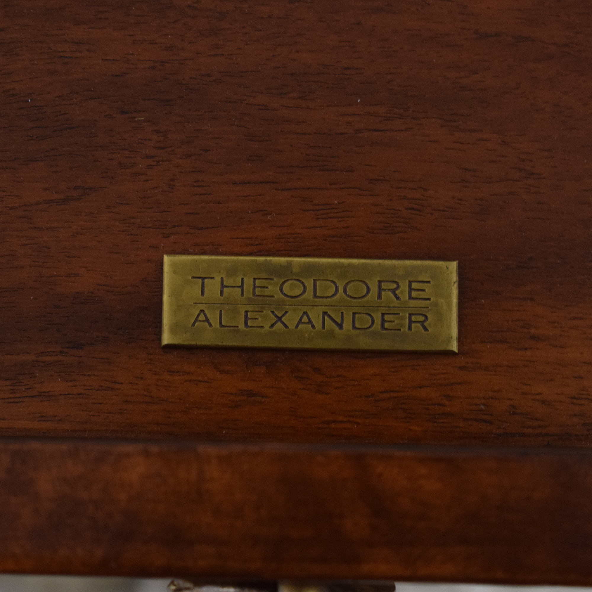 Theordore Alexander Essential TA Missives to a Friend Desk Theodore Alexander