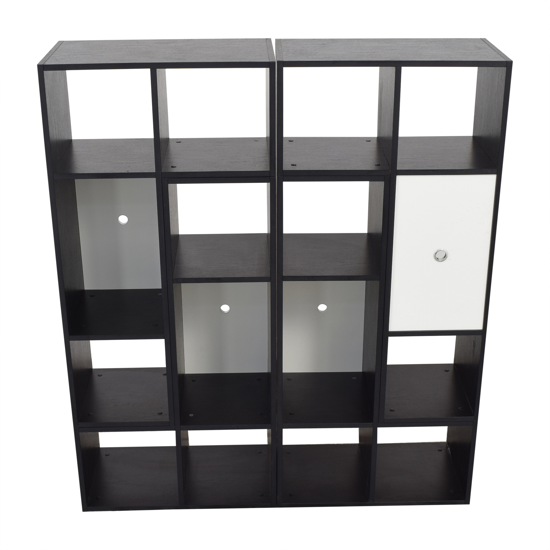 CB2 CB2 Modular Bookshelf nyc