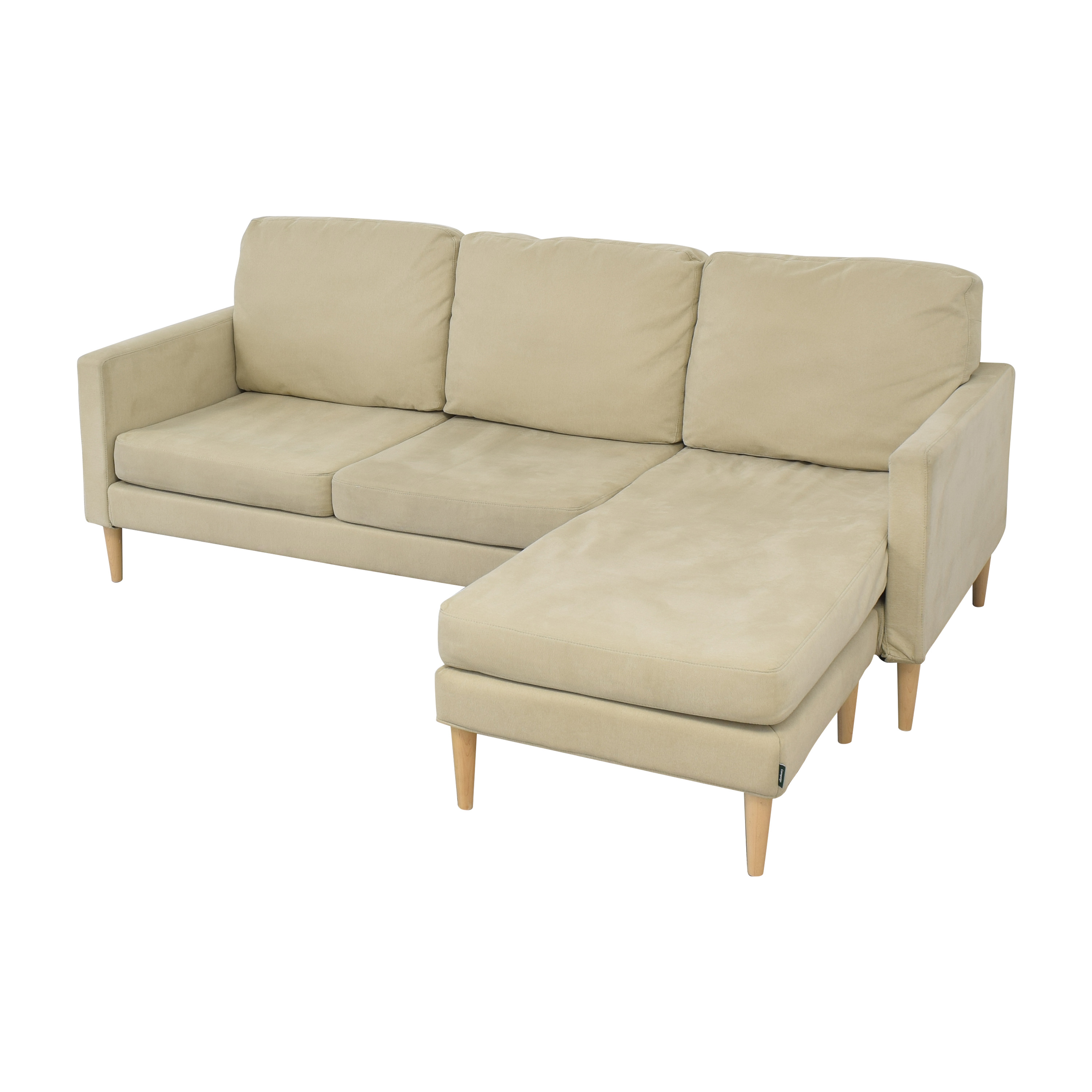 Campaign Modern Sectional Sofa / Sectionals