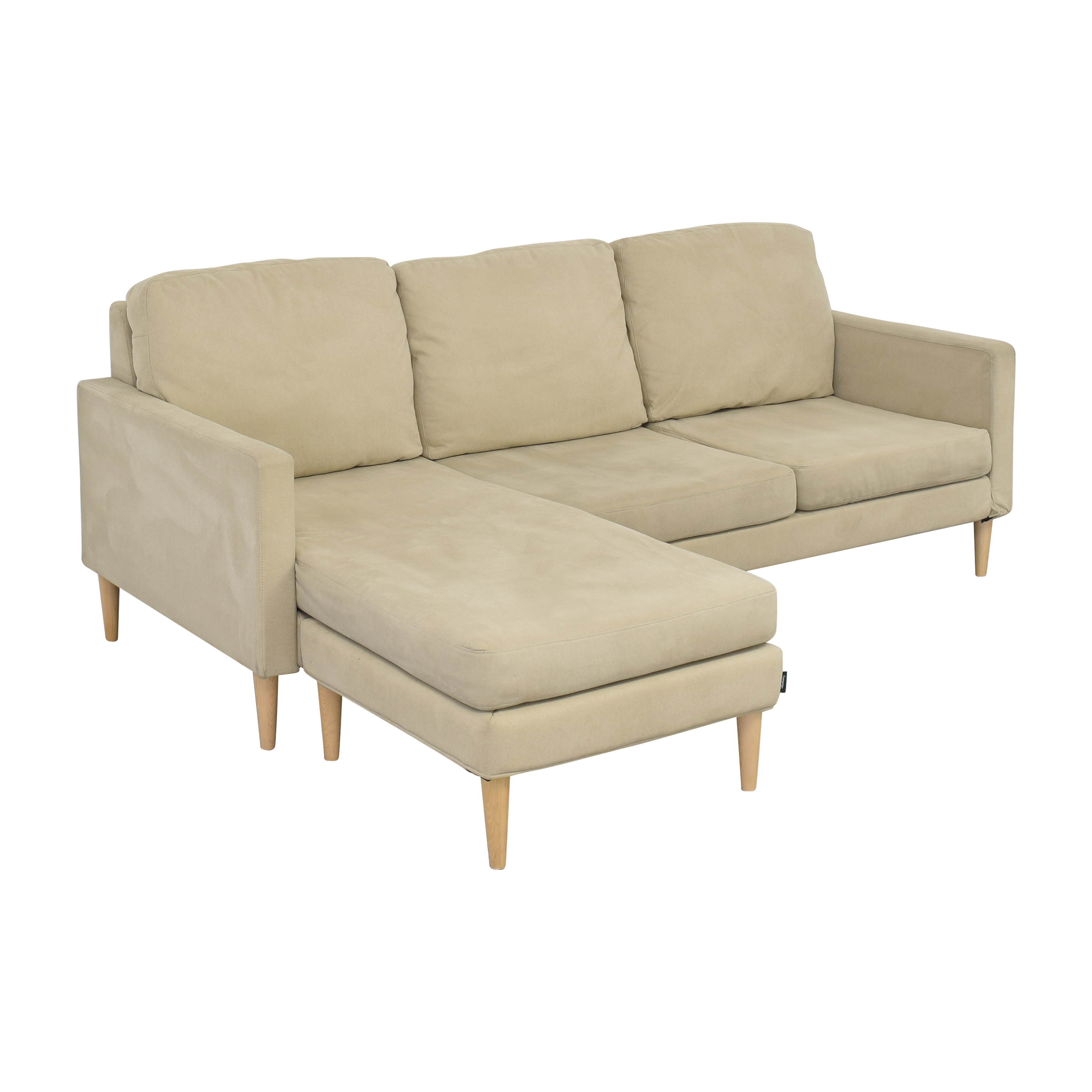 Campaign Campaign Modern Sectional Sofa