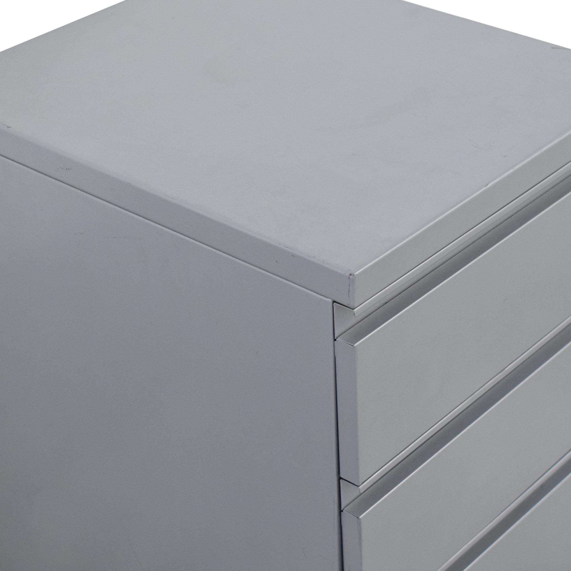Herman Miller Herman Miller Meridian Filing Cabinet used