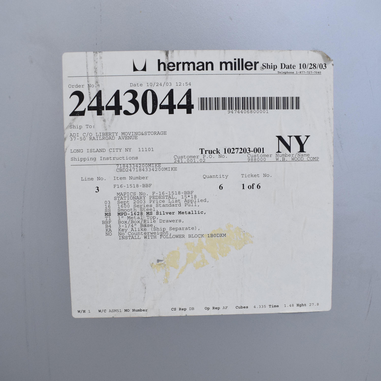 Herman Miller Herman Miller Filing Cabinet Filing & Bins