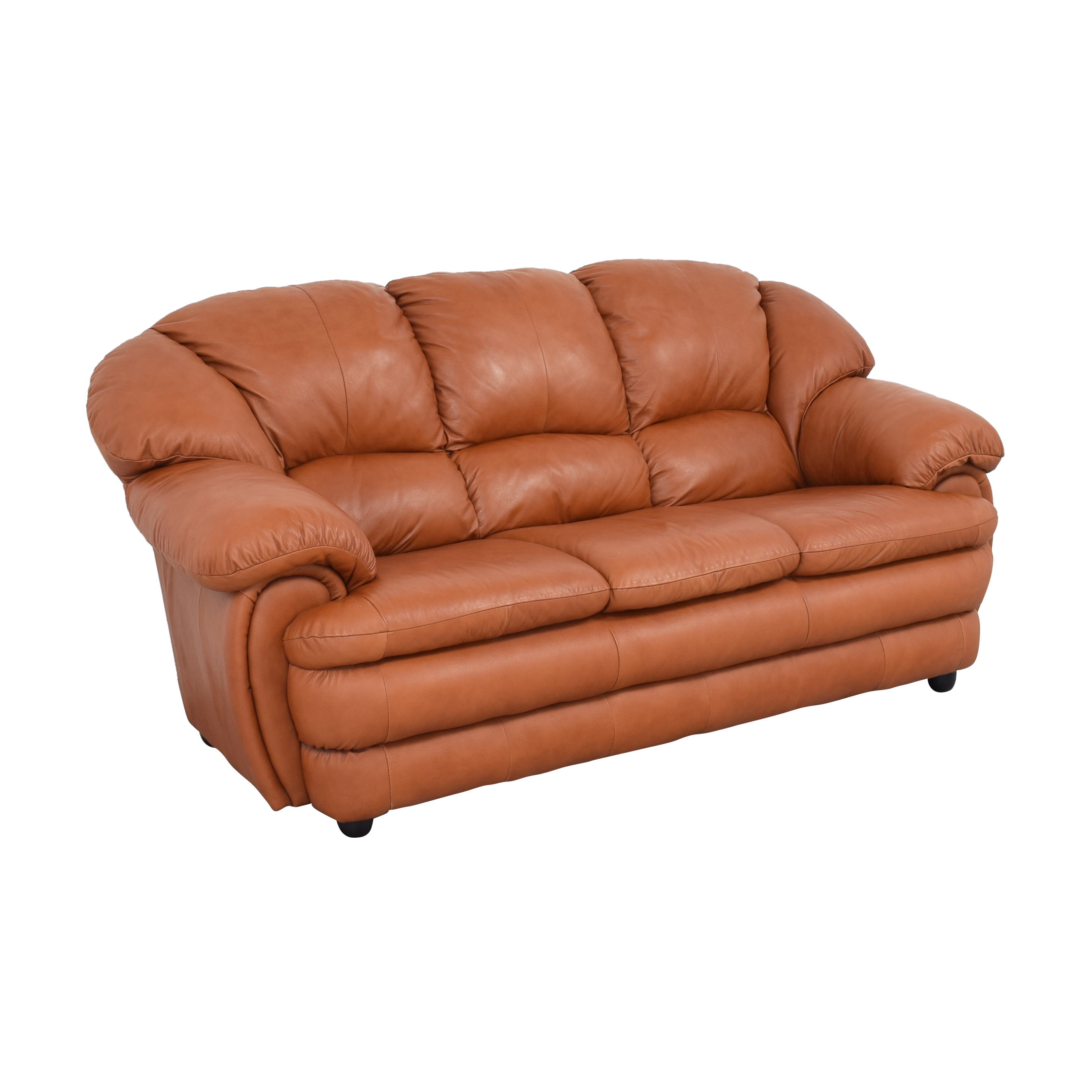 Natale Furniture Natale Three Cushion Sofa dimensions