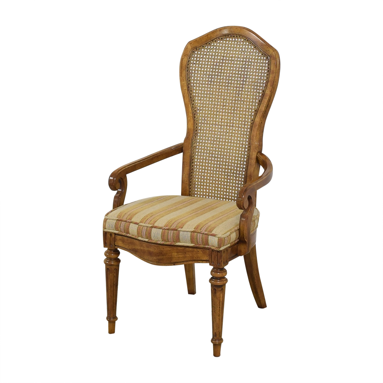 JBW Lustig JBW Lustig Cane Back Dining Chairs for sale