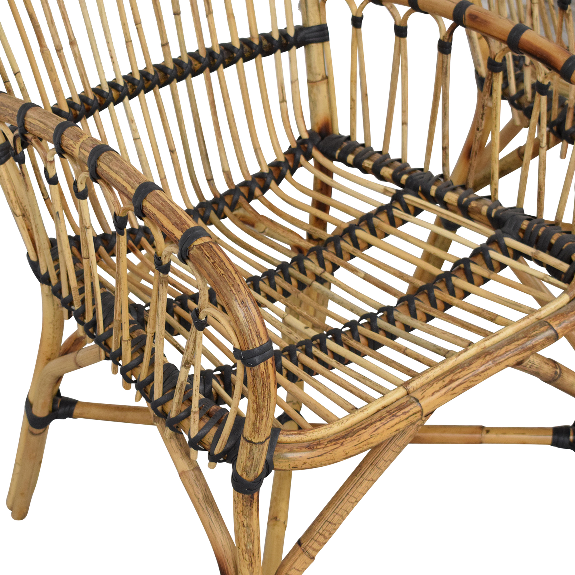Article Article Malou Rattan Dining Chairs nj