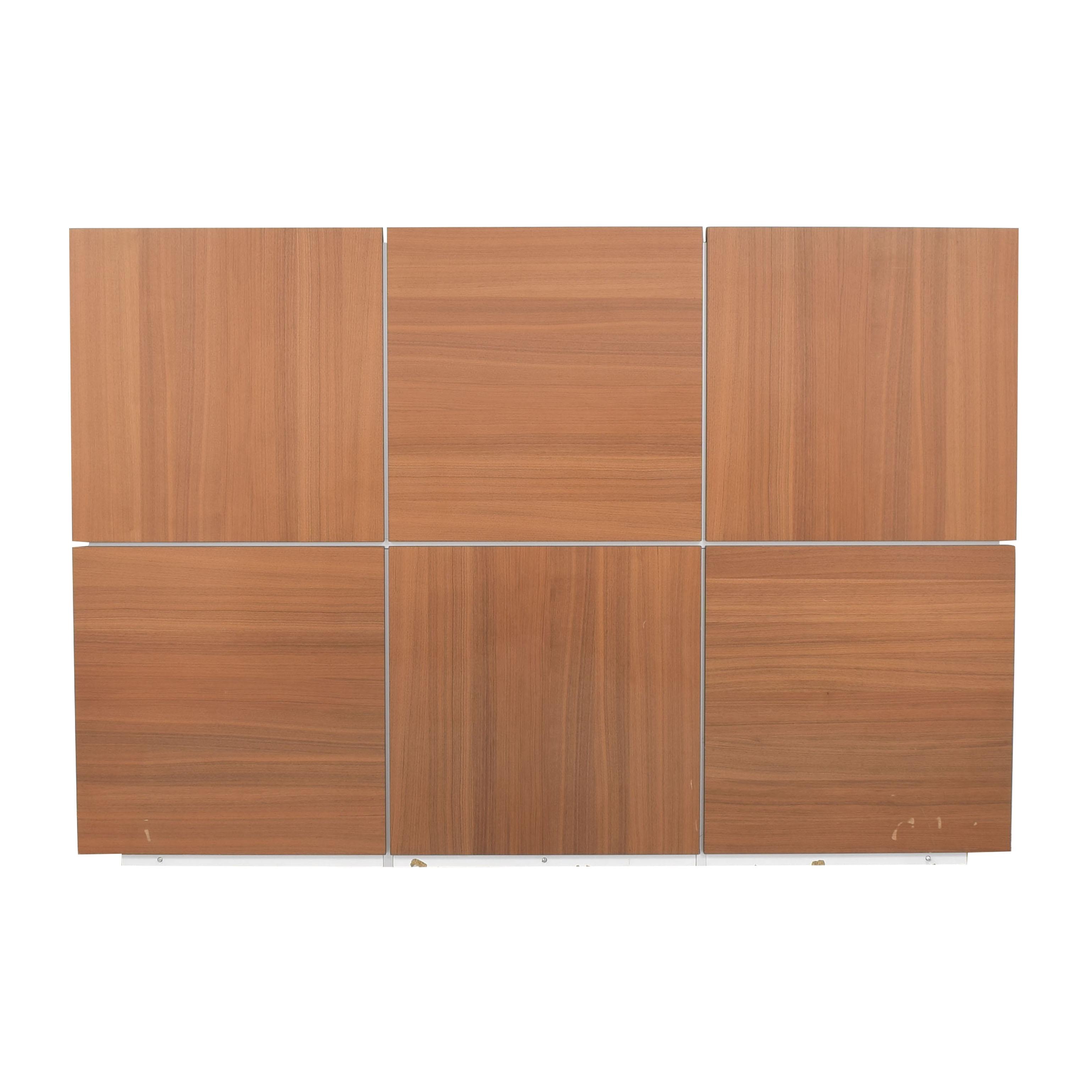 Ligne Roset Peter Maly King Lumeo Headboard / Sofa Beds