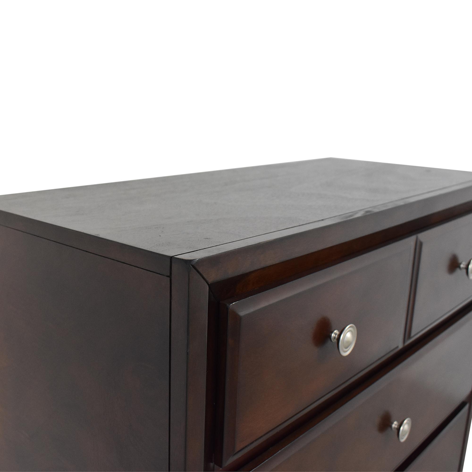 Raymour & Flanigan Raymour & Flanigan Six Drawer Dresser