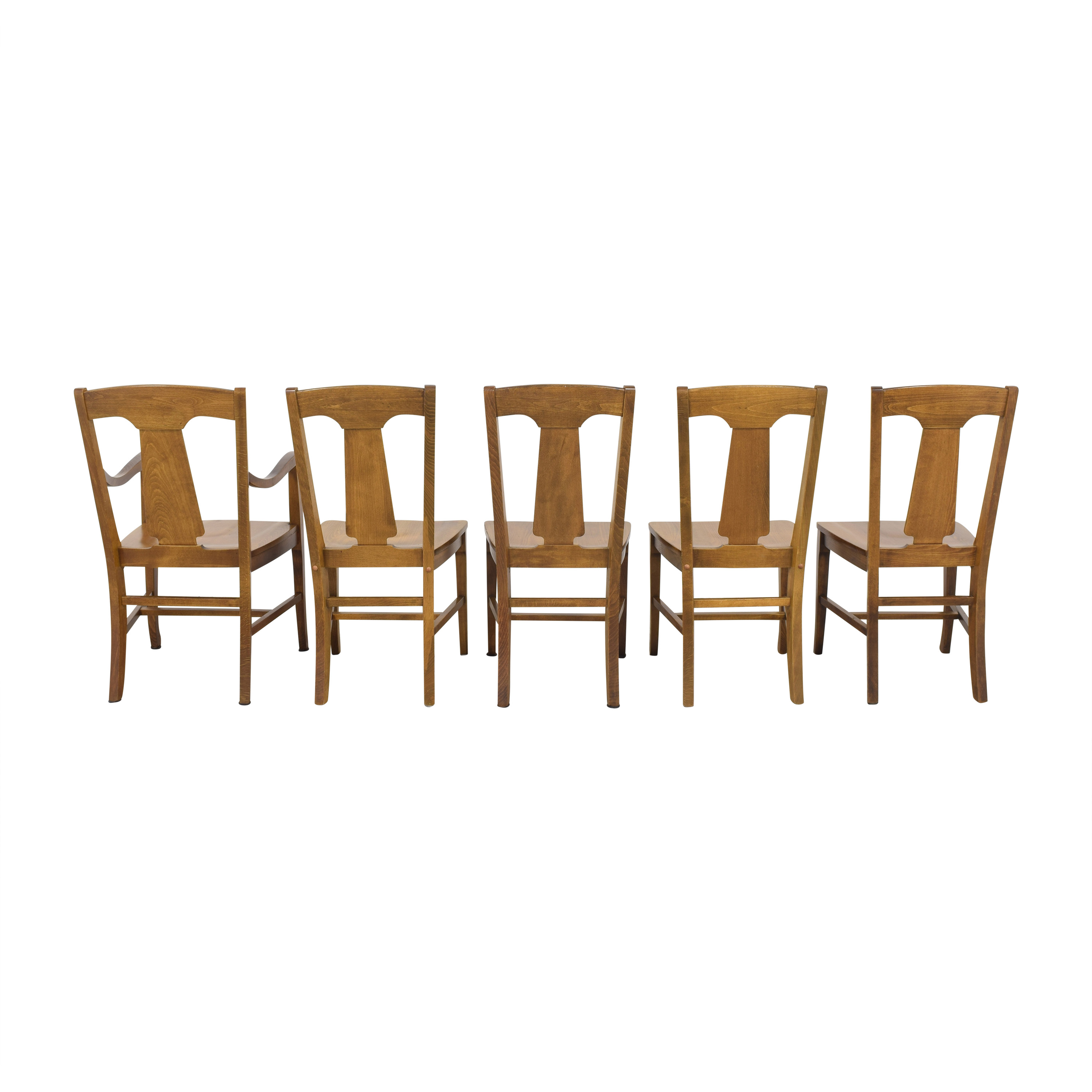 buy Pottery Barn Pottery Barn Loren Dining Chairs online