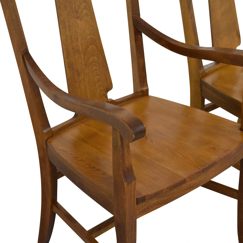 Pottery Barn Loren Dining Chairs Pottery Barn