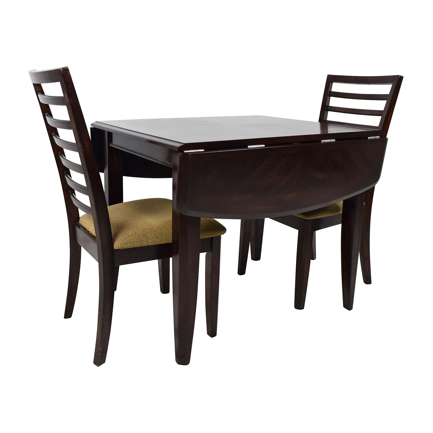 76% OFF   Raymour U0026 Flanigan Raymour And Flanigan Dining Set / Tables