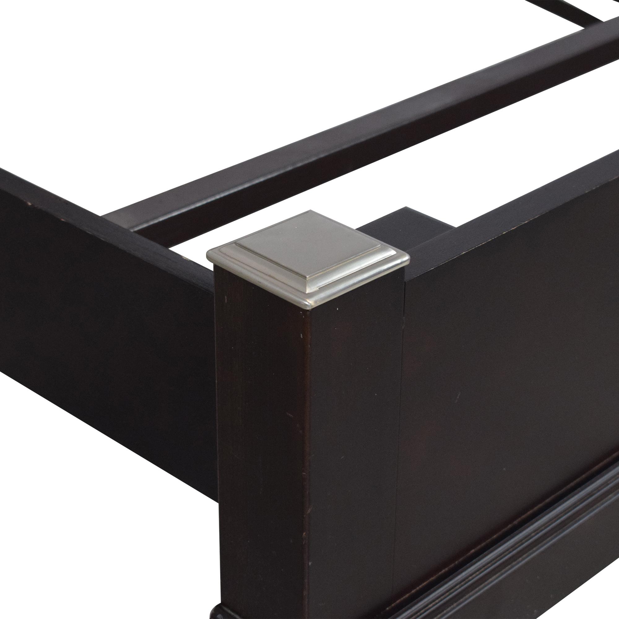 buy Bassett Furniture King Bed Frame Bassett Furniture