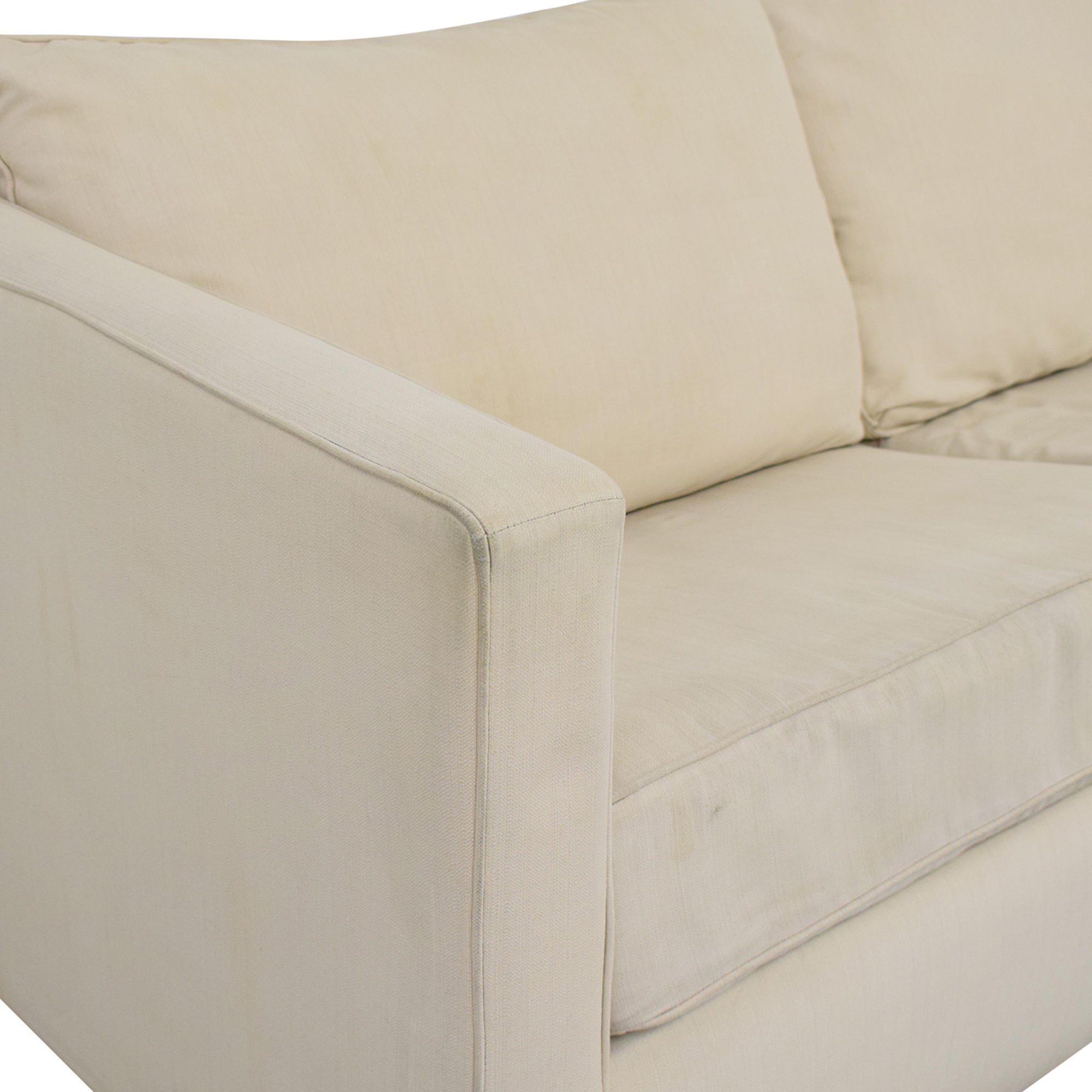 KFI Single Cushion Sofa Bed sale